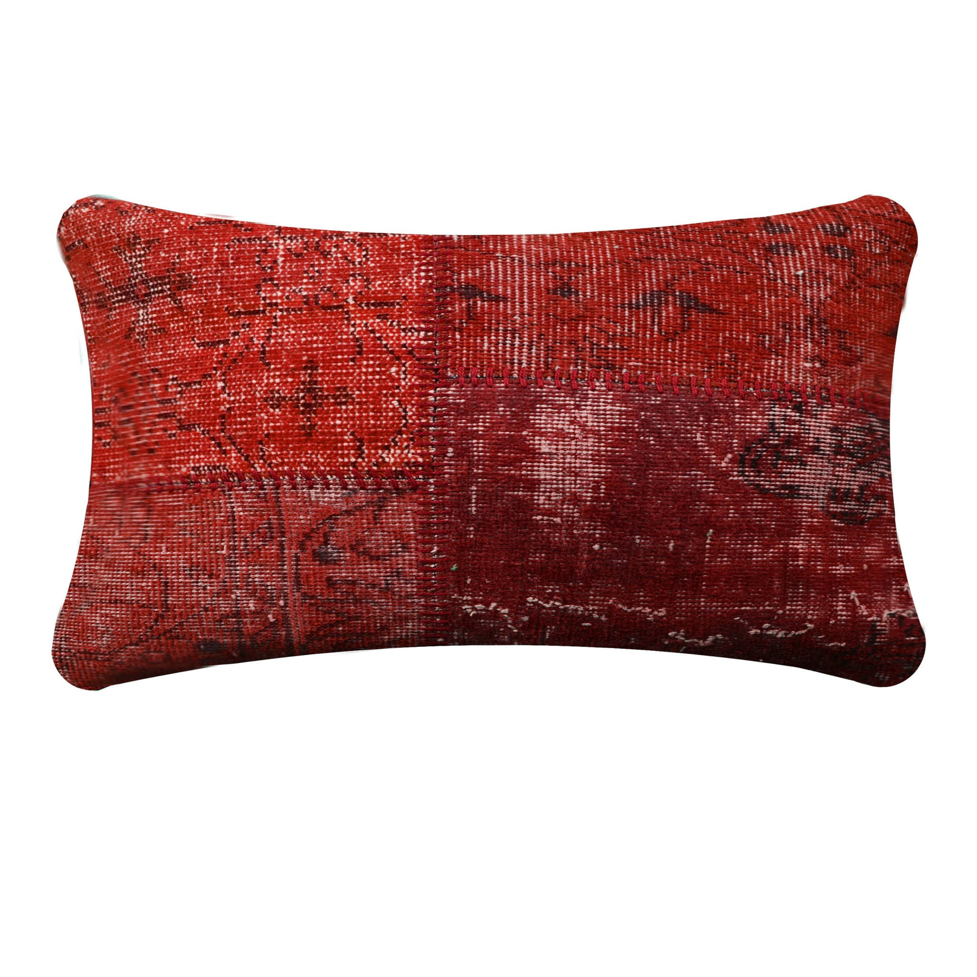 BURSA HANDMADE OVER DYED CUSHION COVER 30X60 SEC0072RS - ebarza
