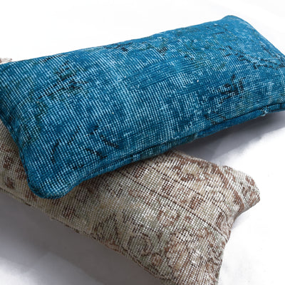 BURSA HANDMADE OVER DYED CUSHION COVER 45X45 ODC0086 - ebarza