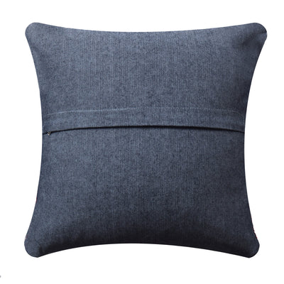 BURSA HANDMADE OVER DYED CUSHION COVER 45X45 SEC0072RM - ebarza