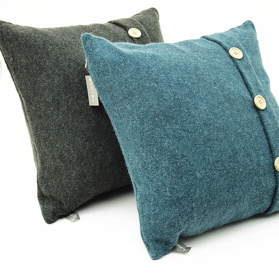 Cushion Cover  1860-001-1-Grey
