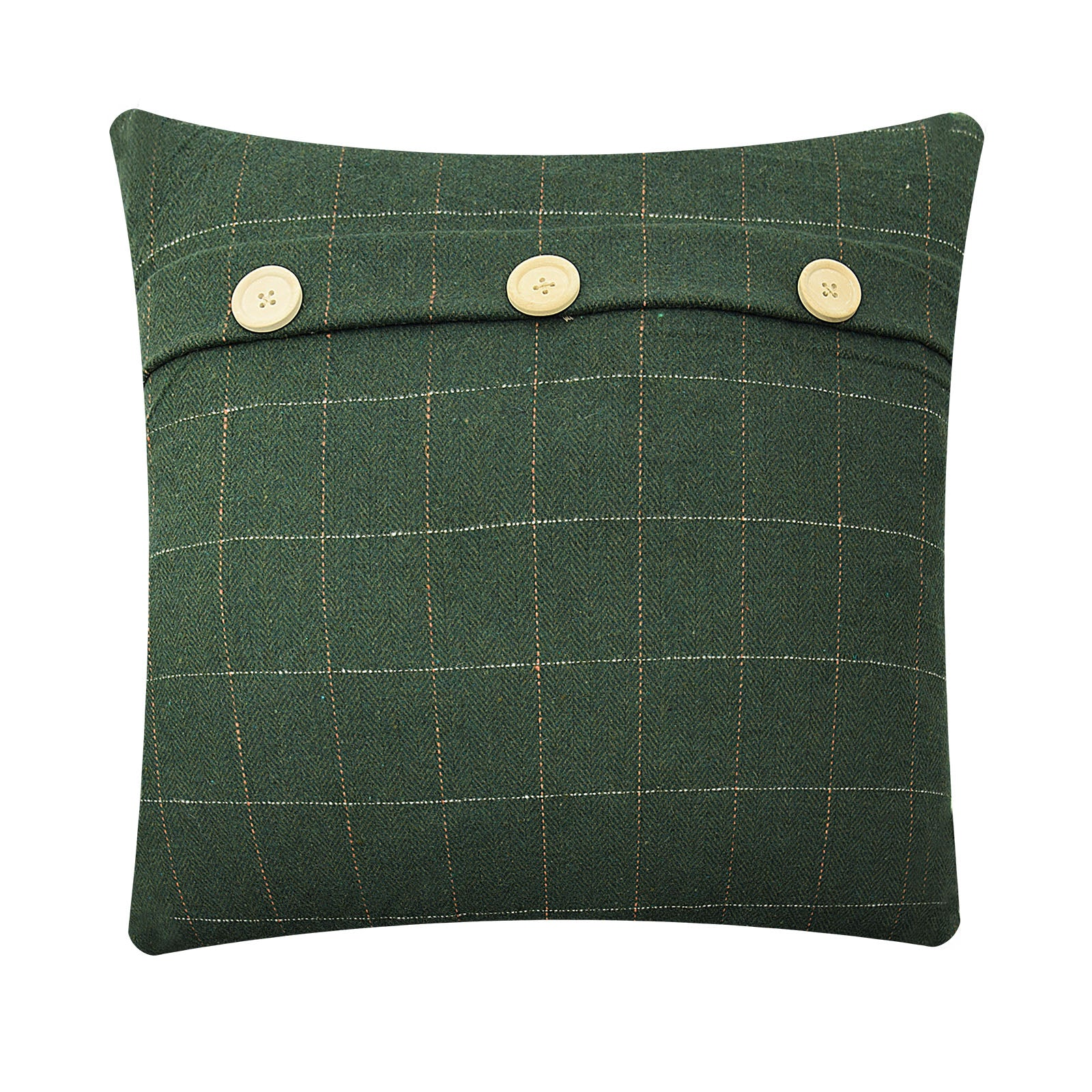 45x45 CM Cushion Cover  1890A-013-Green - ebarza
