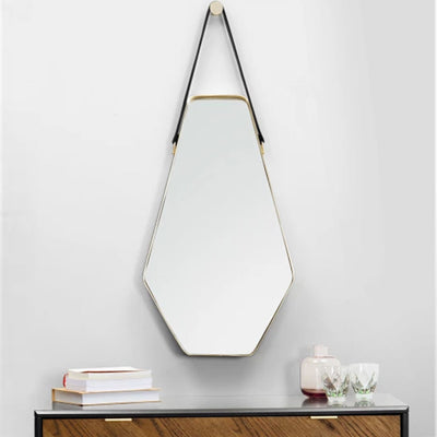 Mid century French Style Mirror  OA-6044