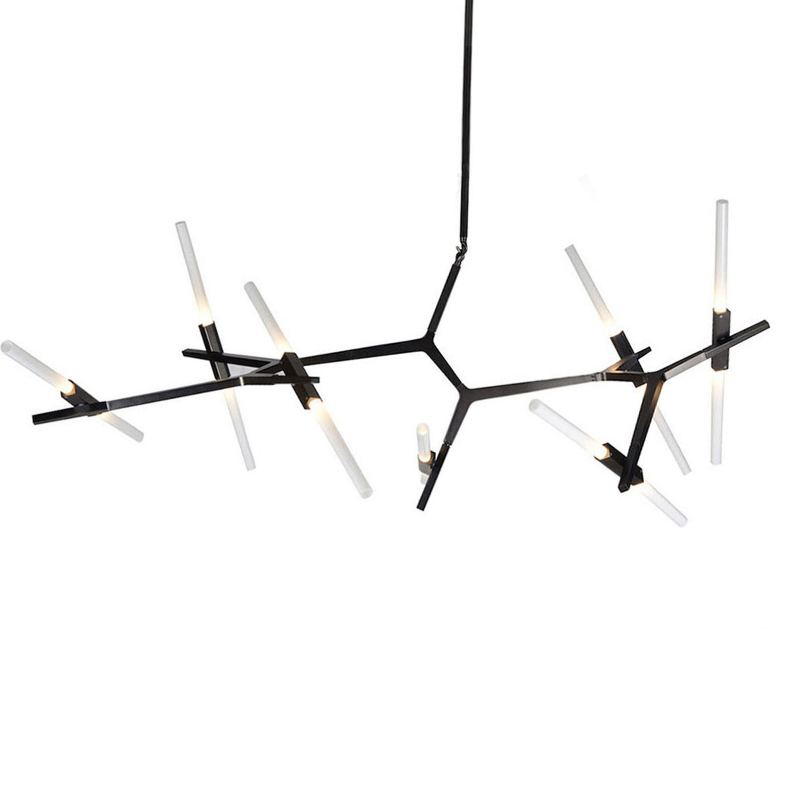 Branch 16 heads  Chandelier  CY-NEW-002-b