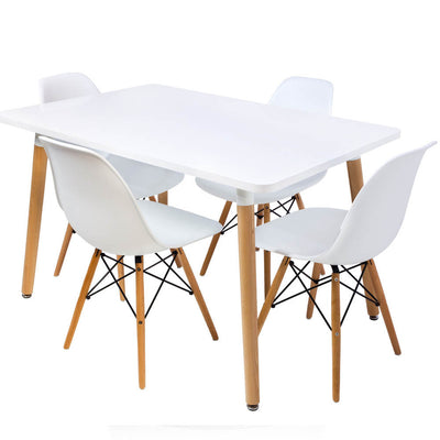 Dinning Table - Indoor Or Outdoor Dinning Table 120 Cm ES116