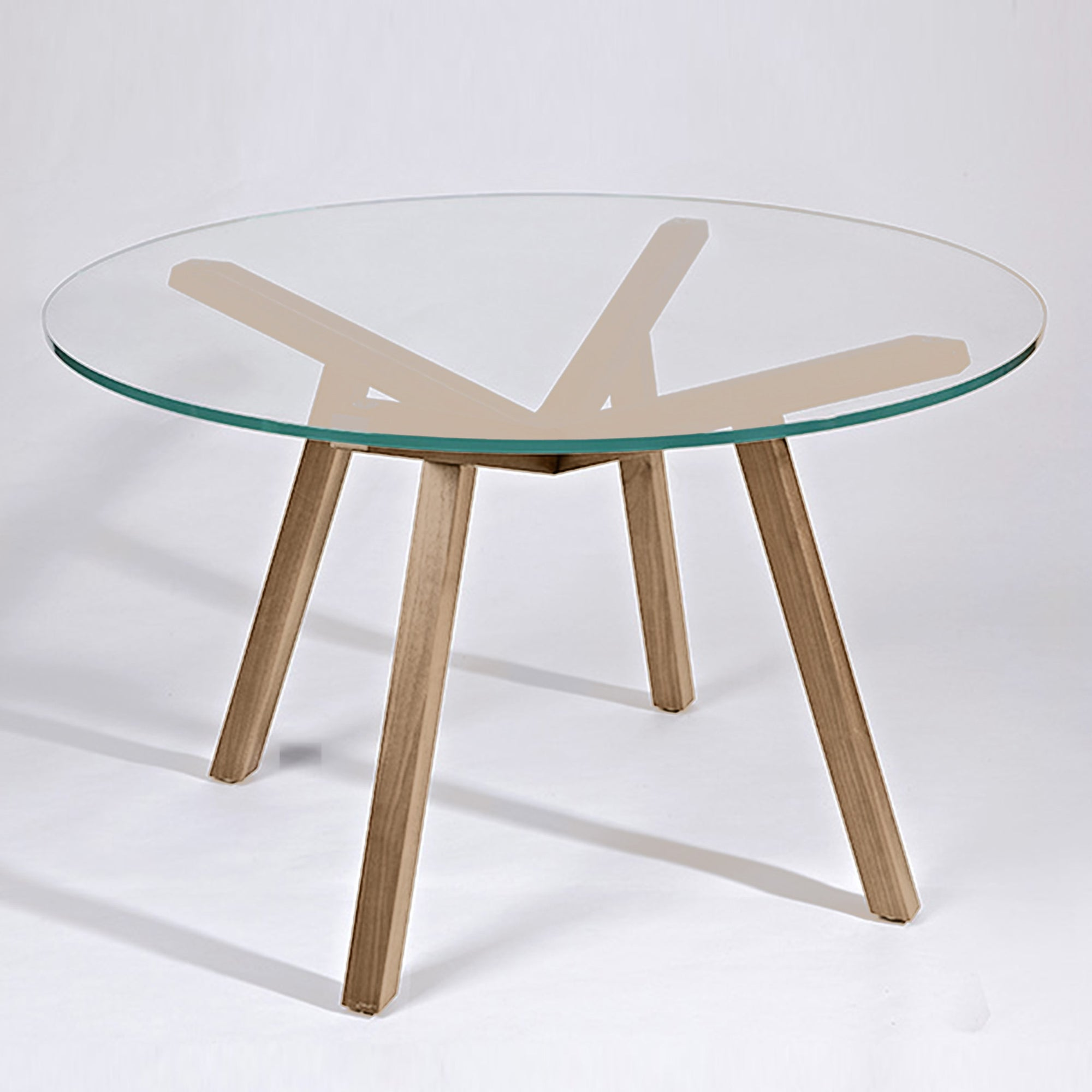 Dinning Table - Tumba Round Table 120 Cm BP6069-N