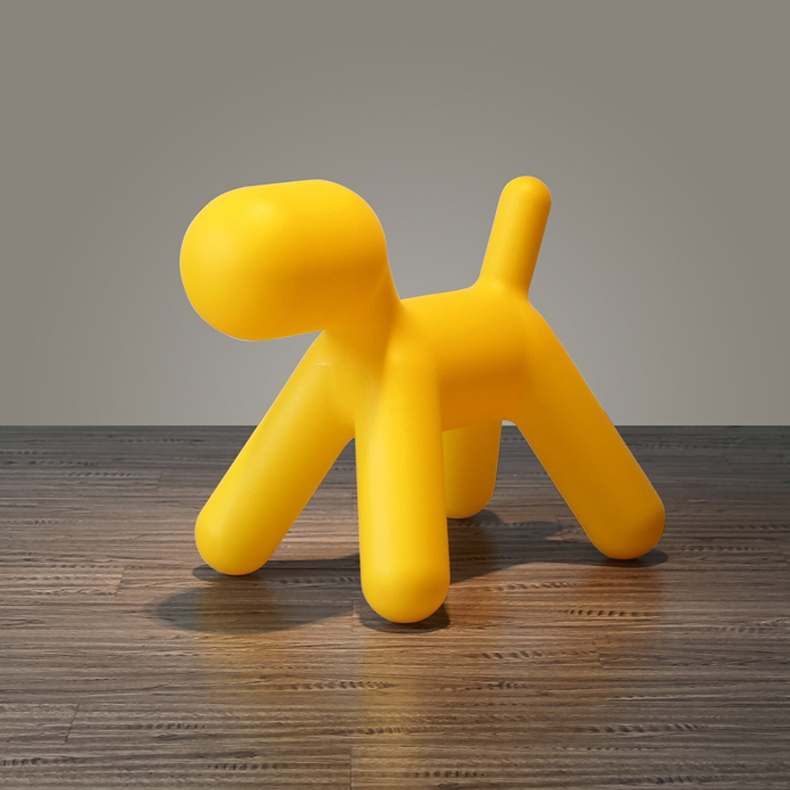 Kids Stool -acrylic-  PC-025-Y -  كرسي اطفال - اكريليك - Shop Online Furniture and Home Decor Store in Dubai, UAE at ebarza