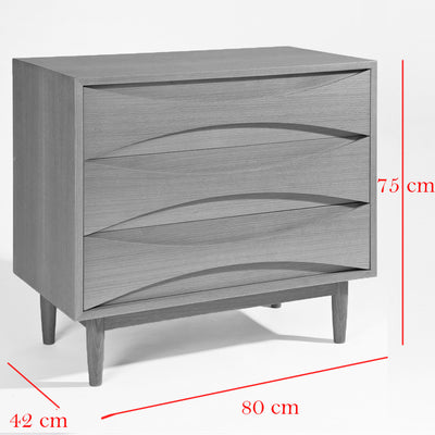 Pre-Order 60 days delivery Kolding Drawer/ Dresser Table  BSG15157-W