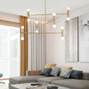 Pre-Order 25 days delivery Alfa  pendant lamp  CY-NEW-044-G