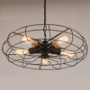 5 Heads Industrial Fan  pendant  Lamp  CY-DD-099 - ebarza