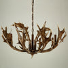 American Artistic Antler Decoration  Resin Chandeliers CY-DD-280 - ebarza