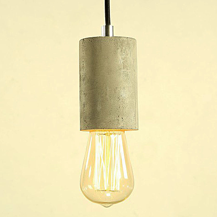 Industrial  Cement  Pendant  Lamp  CY-DD-250