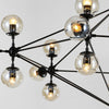 Vintage 21  Heads  Bubble  Chandelier  CY-DD-309-21-b
