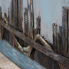 Pre-order Handcrafted  metal Art Painting  140X105cm SOAP010