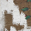 Pre-order Handcrafted  metal and wood Art Painting   140X70 cm SOAP017