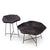 PRE-ORDER 50 days delivery set of 2 HAYAL  tables  HAYAL001