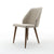 Eco Nirvana diva Solid Ash Wood Chair  Eco-W-2618(AURA) - ebarza