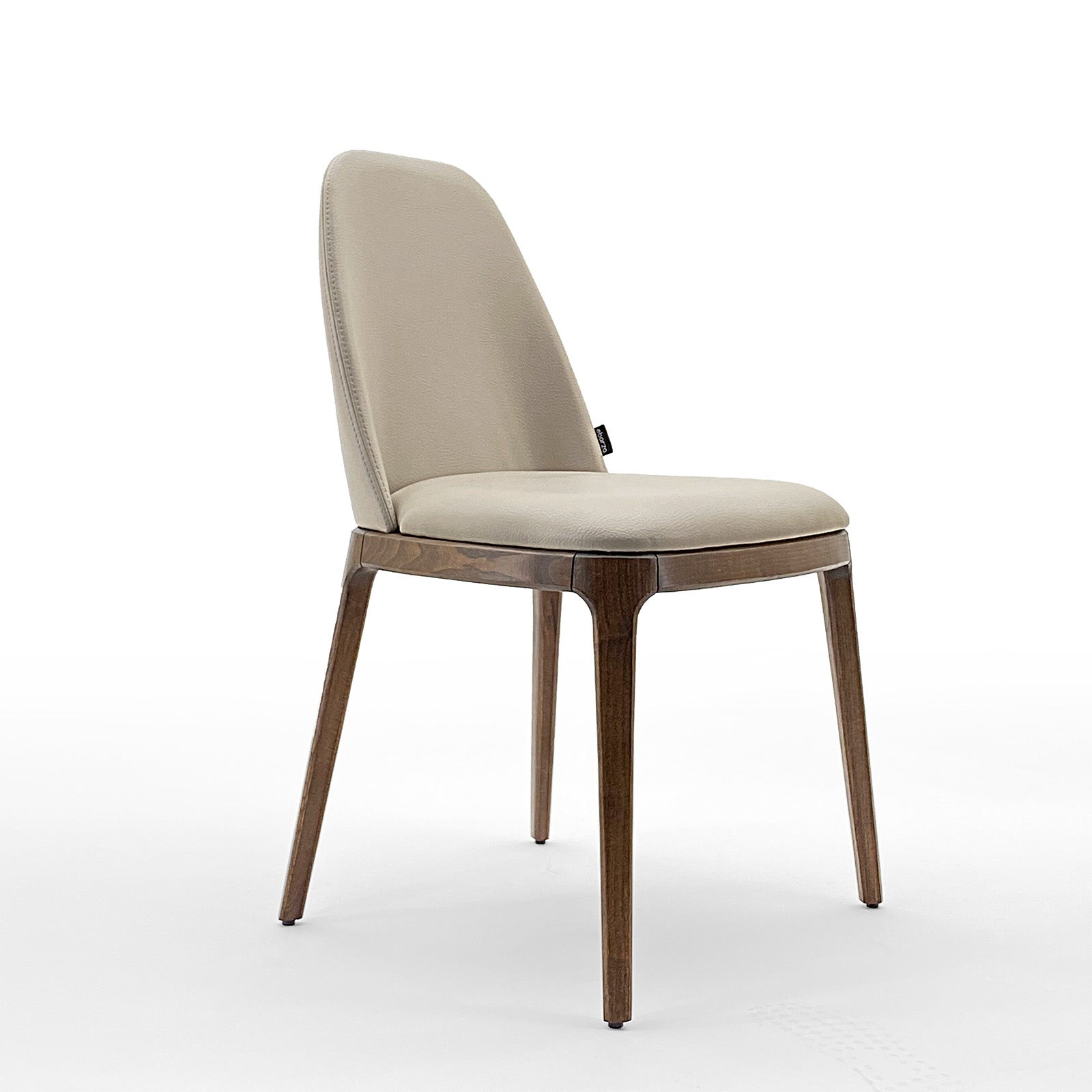 Nirvana Solid Ash Wood Chair Nirvanawithnoarm-W-2618 - ebarza