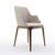 Pre-order 70 days Delivery Nirvana armchair   Solid Ash wood chair nirvanaarm-W-2618 - ebarza