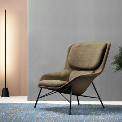 Uppsala  Lounge Chair LC051-KH