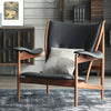 Retro Solid wood Lounge  Chair  RTS15057-RTY15057A
