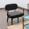 mid century Love Chair  SF-085R-BW