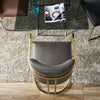 Pre-order 50 days delivery Metz  Dinning Chair B2352