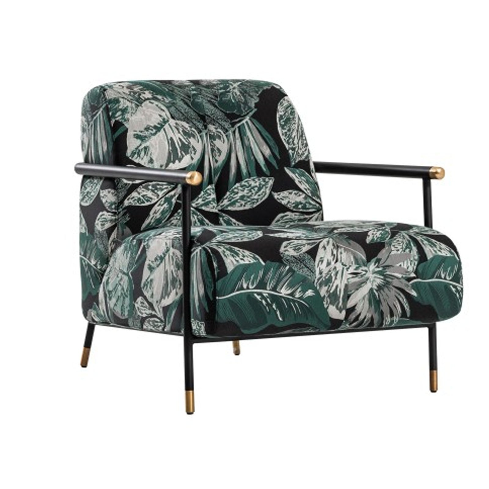 Amazon CALIFORNIA armchair  NICE001-AMA[Flora- Nice] -  كرسي بذراعين أمازون كاليفورنيا - Shop Online Furniture and Home Decor Store in Dubai, UAE at ebarza