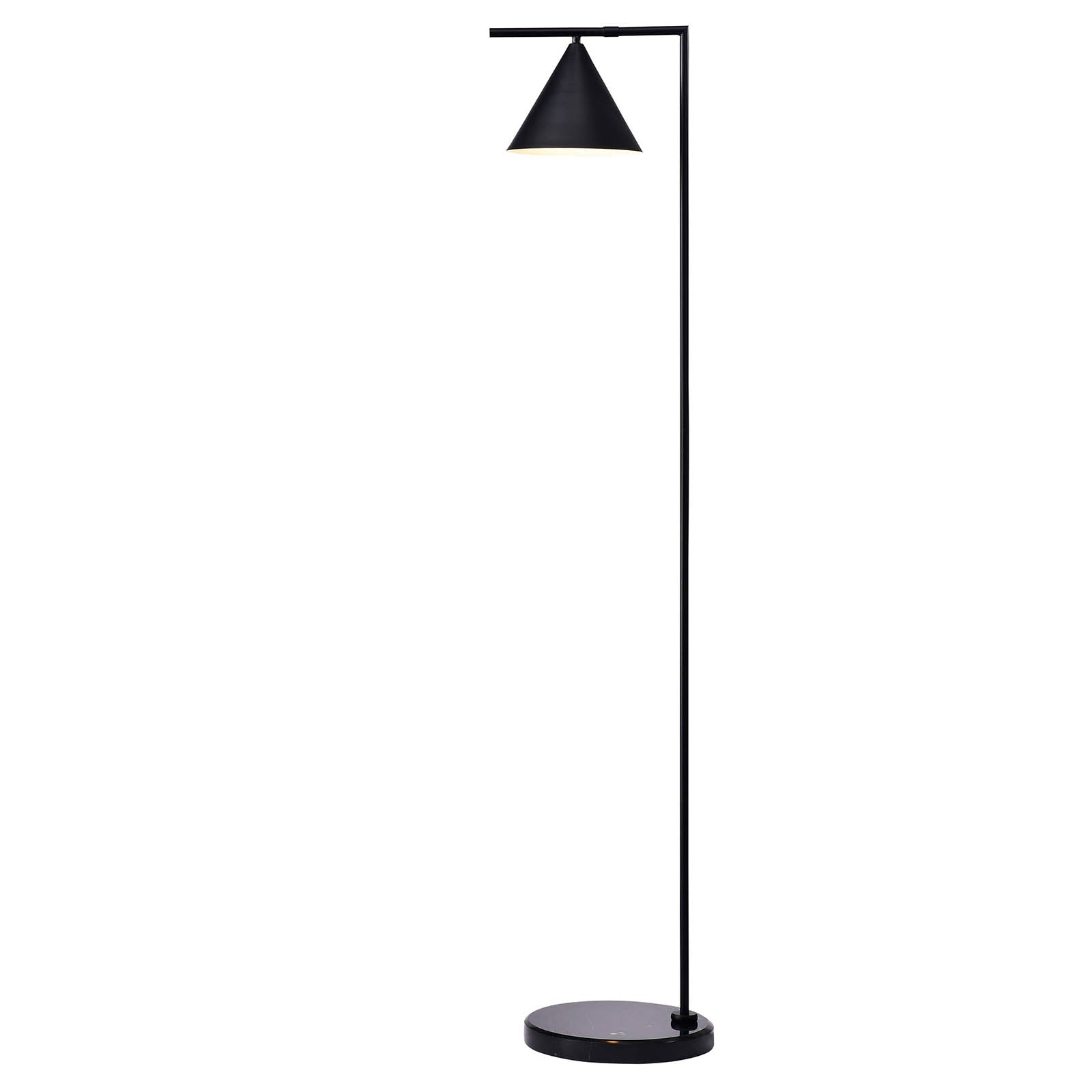 Pre-Order 45 days delivery Andria marble Floor lamp CL1165F