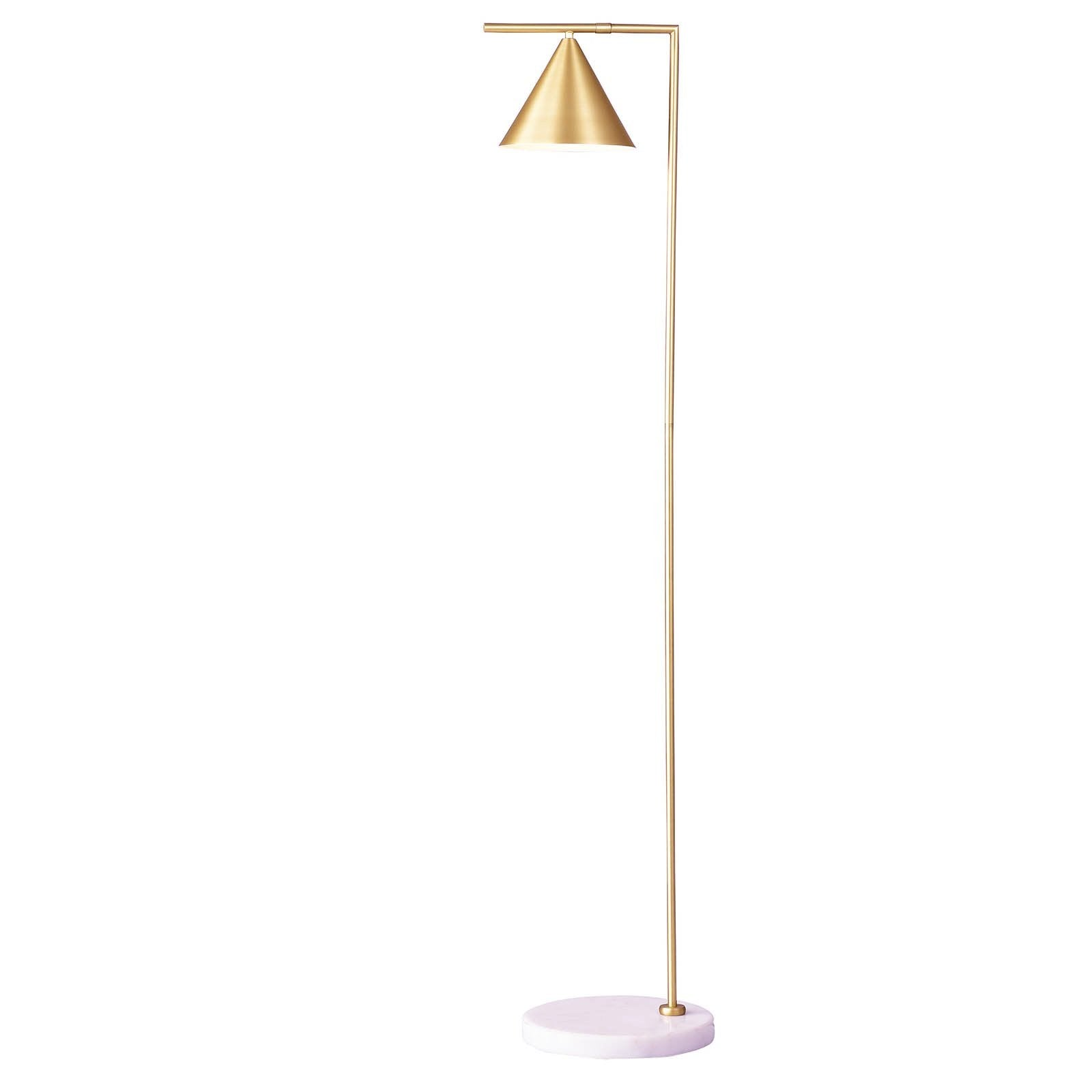 Pre-Order 45 days delivery Andria marble  Floor lamp  CL1165FE