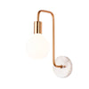 Pre-Order 60 days delivery Marble  wall lamp CL1176-G