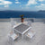 Pre-Order 25 days delivery Phoenix Dining Set  PHOENIX-C-small