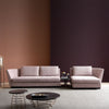 Stockholm Sofa with marble table SF036-3CL+LT022B