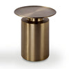 Pre-Order 20 days Delivery Pedro  Side table CT8488-45-G