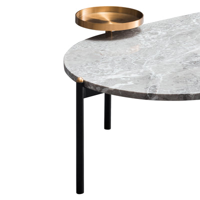 Como Natural marble table LT023B