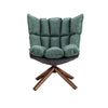 Lille Lounge Chair LC005 GRN 8016