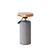 Concrete Adjustable height bar stool   BC8521-Grey -  كرسي بار بارتفاع قابل للتعديل من الخرسانة - Shop Online Furniture and Home Decor Store in Dubai, UAE at ebarza