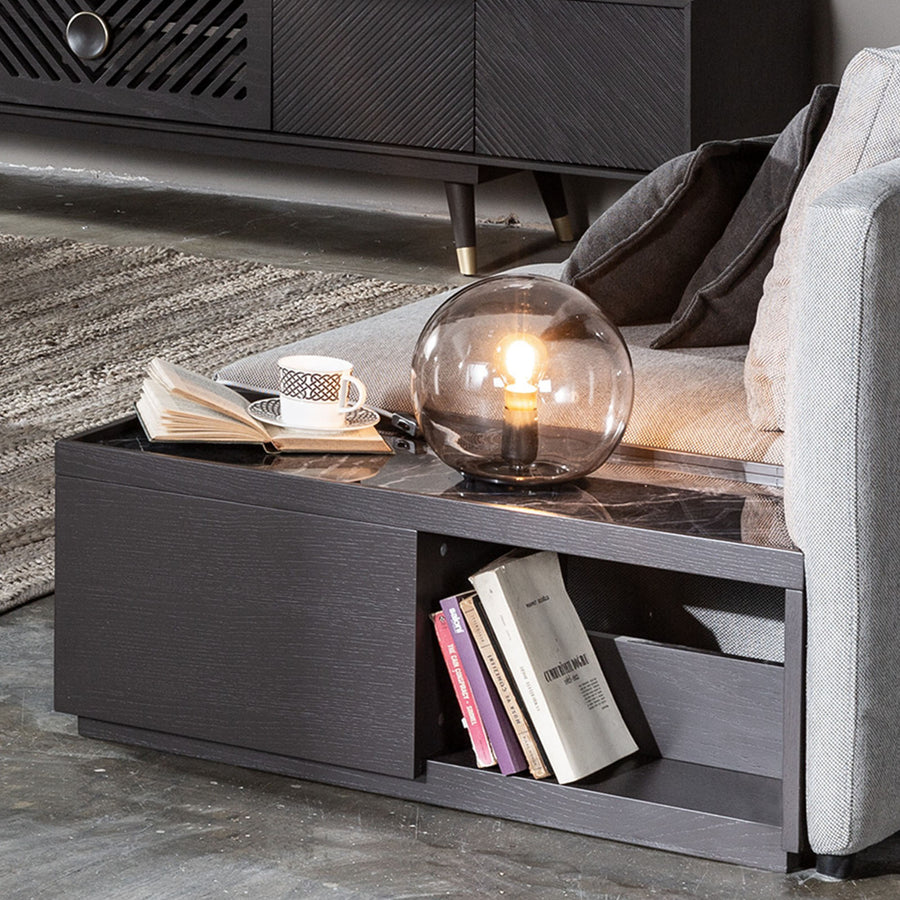 Milan design sofa and book shelf   Milansaloni009