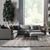 Pre-Order 60 days Delivery Milan design sofa and book shelf   Milansaloni009