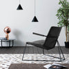Pre-Order 30 days delivery LUGANO  Lounge Chair LC032