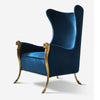 Pre-order 50 days delivery Louis Lounge chair TG-426-B