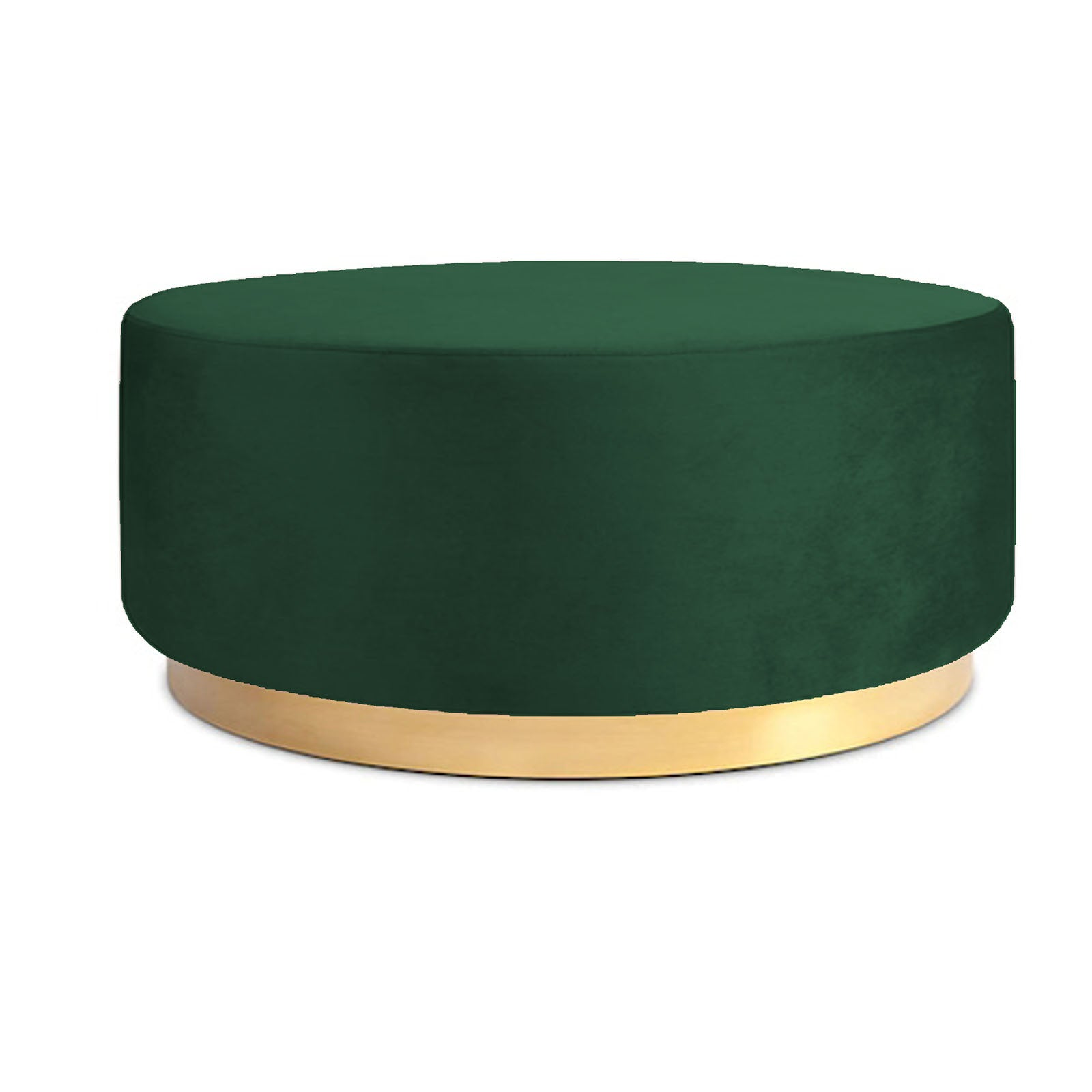 Velletri Pouff  TG-196-2-Green -  بوف من فيليتري - Shop Online Furniture and Home Decor Store in Dubai, UAE at ebarza