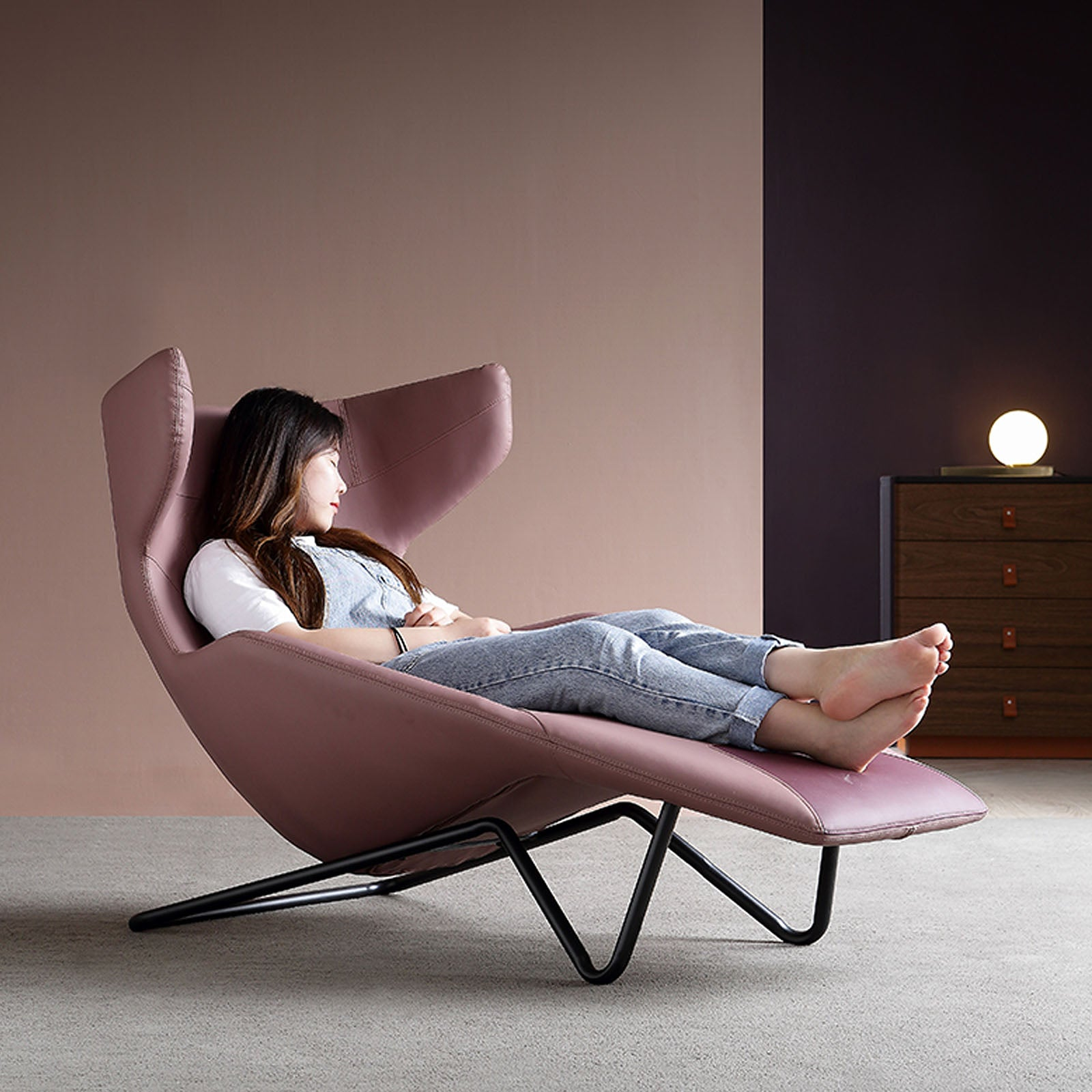 Per-Order 50 days  Relax Lounge Chair LC035-P
