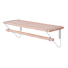 Mid Century Classic Solid Wood Shelf    SP16222-N - ebarza