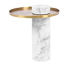 PRE-ORDER 20 DAYS DELIVERY  Upsalla Solid marble   Side table  TG-260