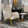 Pre-Order 40 days delivery  Tromso lounge chair TG-334-Be