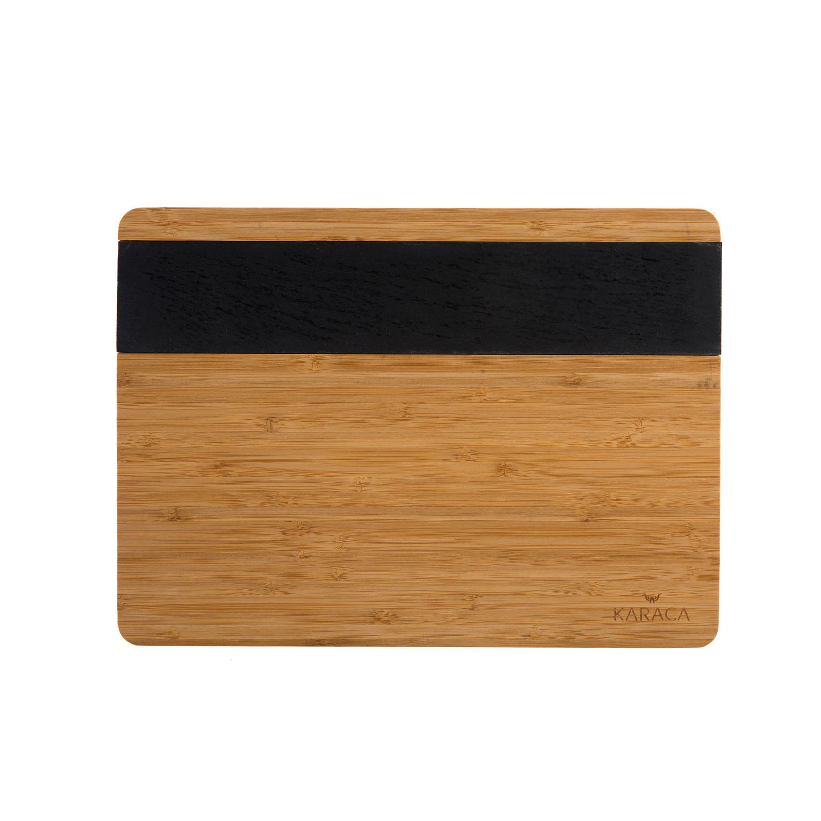 Karaca Black Wood Cutting Board-L 153.03.06.1339