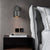 Pre-order 25 days delivery Hotel style headboard/wall reading lamp CY-BD-035-BK