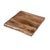 70x70 cm LIVE EDGE DINING TABLE TOP SANC70x70 - ebarza
