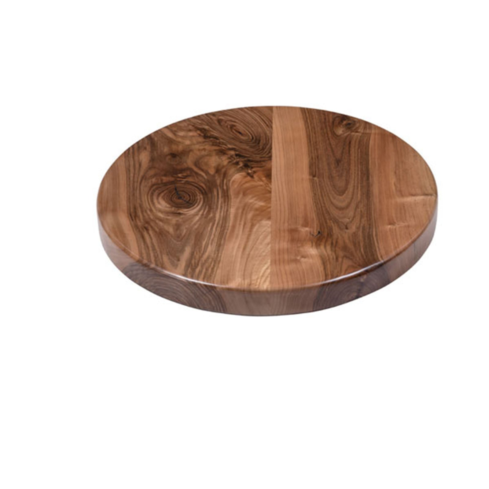 70 cm LIVE EDGE DINING TABLE TOP SANCRound70 - ebarza