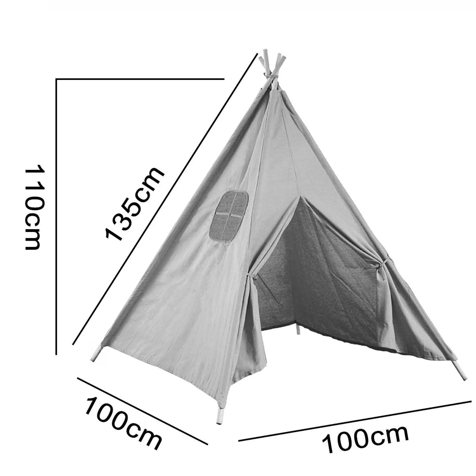 Kids Tent 132-0761 -  خيمة الاطفال - Shop Online Furniture and Home Decor Store in Dubai, UAE at ebarza